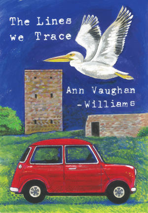 The Lines We Trace, by Ann Vaughan-Williams (image by Russell Thompson)