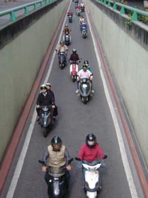Minzu Underpass