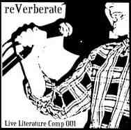 front cover of ReVerberate CD