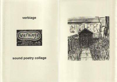 Cover of Verbiage