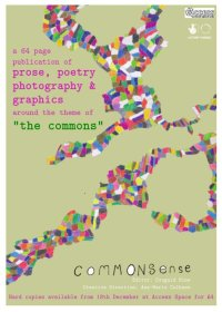 COMMONSense flier