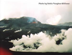 Fimmvörðuháls eruption site