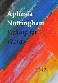 Fishing for Words front cover