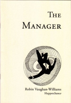 The Manager, front cover, click through to shop
